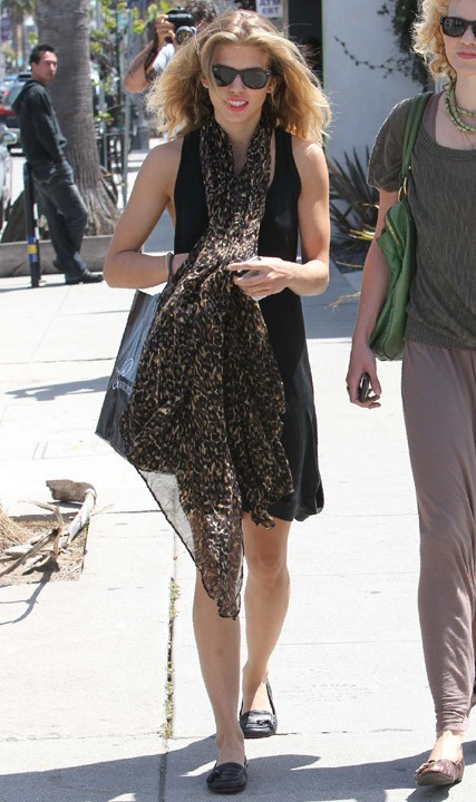 AnnaLynne McCord à Los Angeles, le 14 avril 2011.