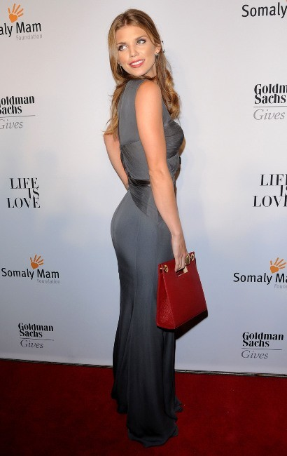 AnnaLynne McCord le 17 octobre 2012 à New York