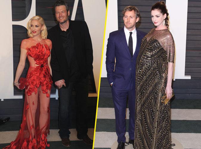 Gwen Stefani, Anne Hathaway : les Oscars de l'amour !