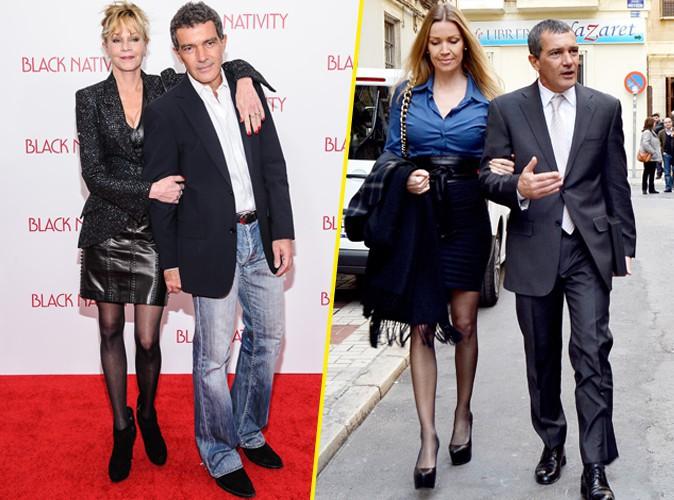 Photos : Antonio Banderas : sa nouvelle girlfriend, mieux ou moins bien que Melanie Griffith ?