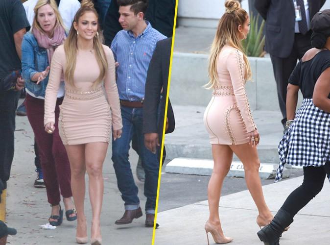 Photos apr s le met jennifer lopez se rhabille pour american idol ou pas - Jennifer lopez grosse ...