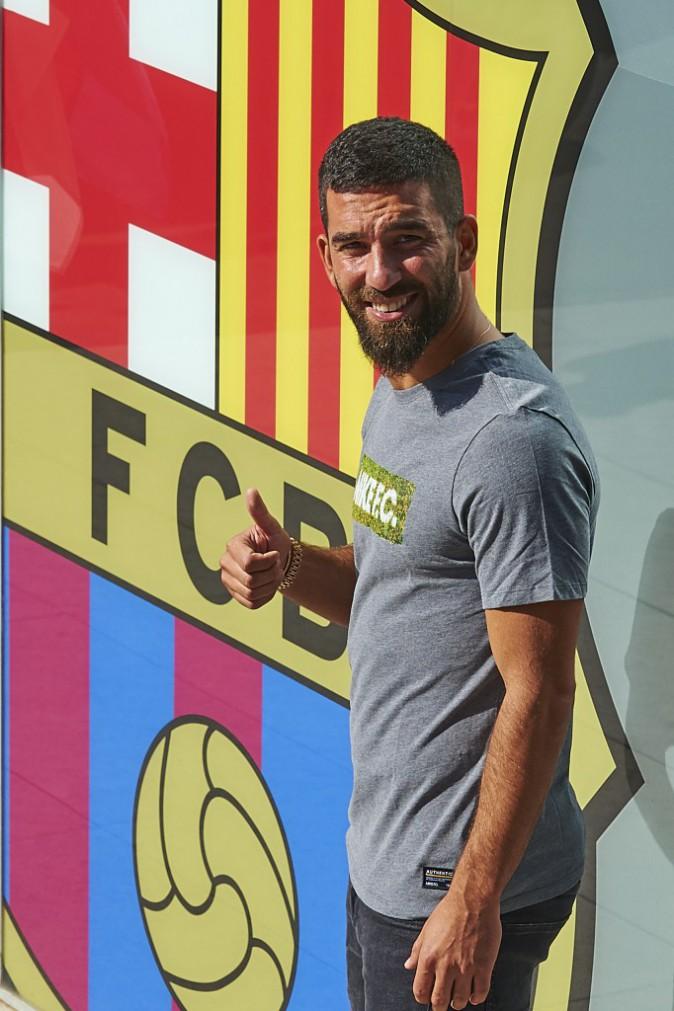 Arda Turan, nouvelle recrue de Barcelone