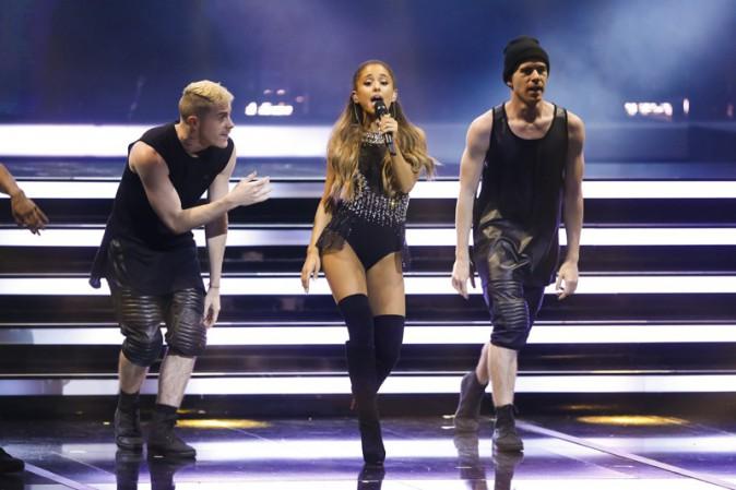 Ariana Grande à la cérémonie des Bambi Awards organisée le 13 novembre 2014 à Berlin