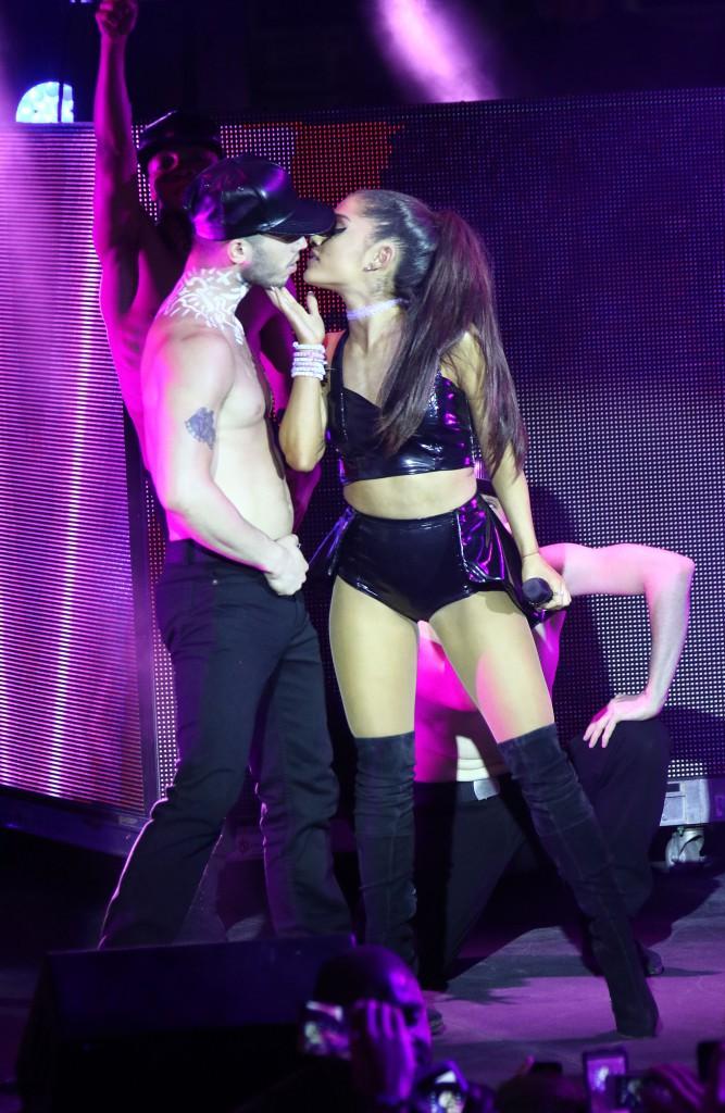 Ariana Grande, le 28 juin 2015