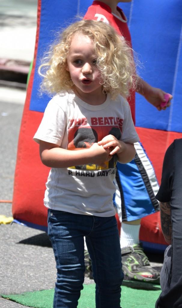 Bronx Mowgli, le fils d'Ashlee Simpson et Pete Wentz