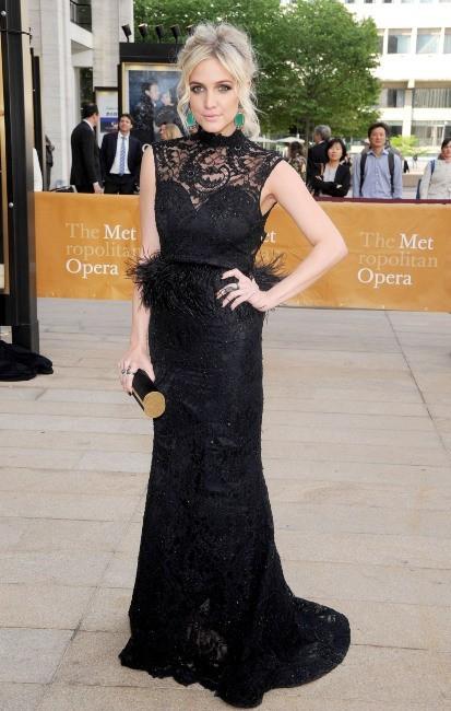 """Ashlee Simpson lors de la soirée """"American Ballet Theatre Opening Night"""" à New york, le 13 mai 2013."""