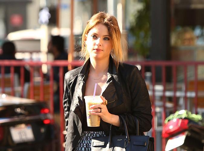 Ashley Benson à Los Angeles le 28 janvier 2014