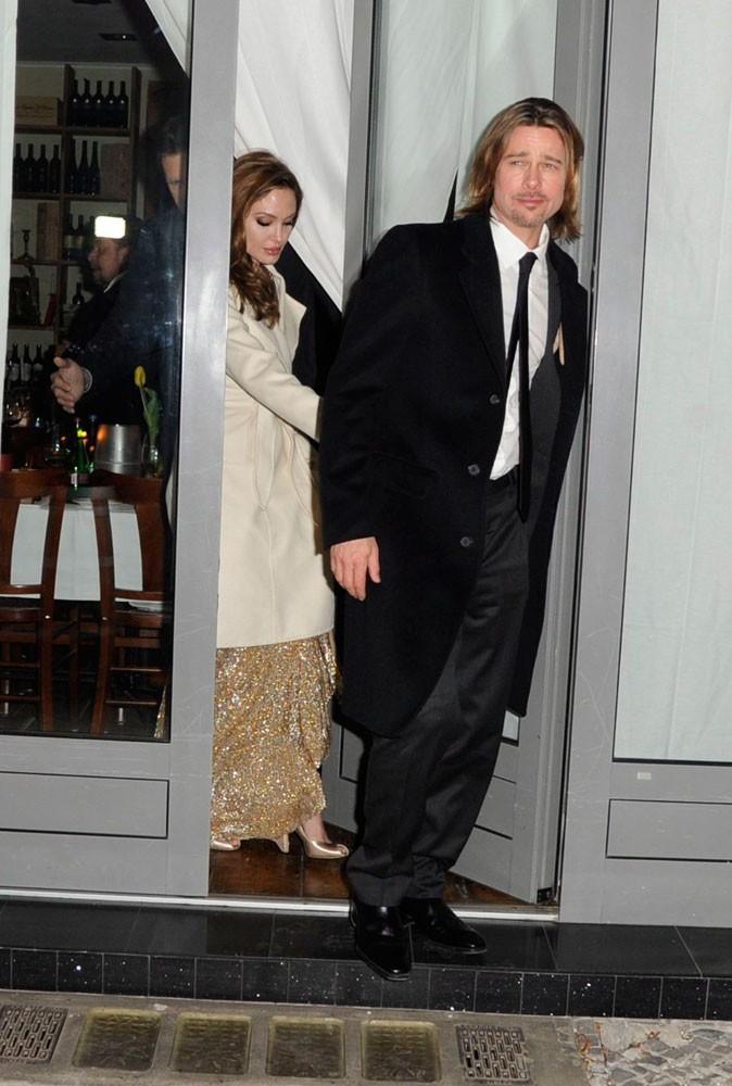 Photos : découvrez le péché mignon de Brad Pitt !