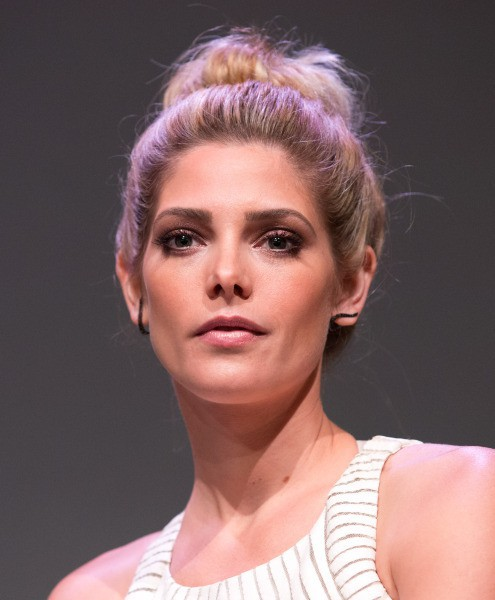 Ashley Greene en promo à New York, le 7 octobre 2013.