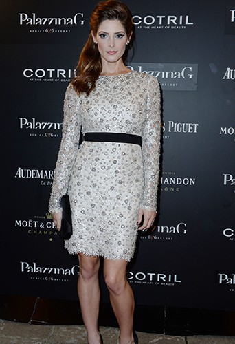 Ashley Greene à Venise le 3 septembre 2014