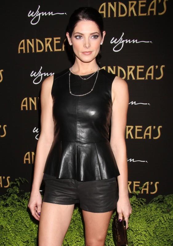 Ashley Greene en soirée à Las Vegas, le 16 janvier 2013.