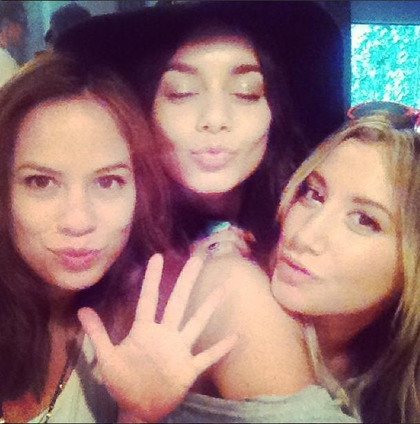 Ashley Tisdale et Vanesse Hudgens : copines pour la vie !