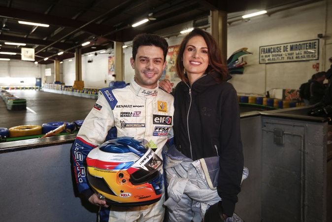 Gregory Bakian et Laetitia Bleger