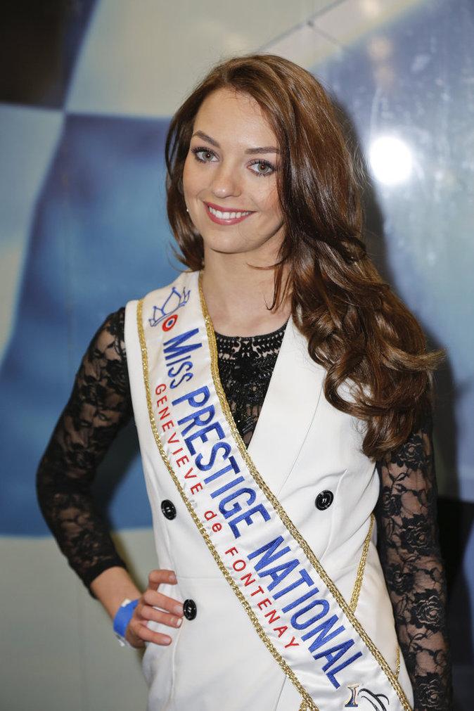 Miss prestige Nationale Emilie Secret