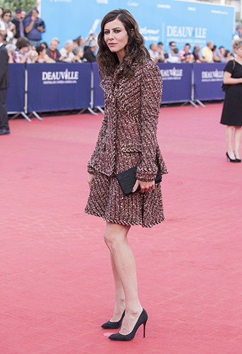 Anna Mouglalis à Deauville le 13 septembre 2014