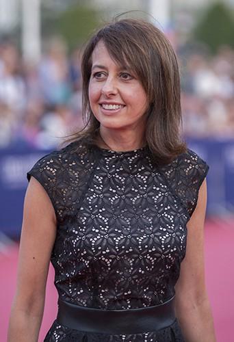Valérie Bonneton à Deauville le 13 septembre 2014