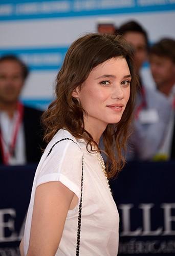 Astrid Bergès-Frisbey à Deauville le 10 septembre 2014