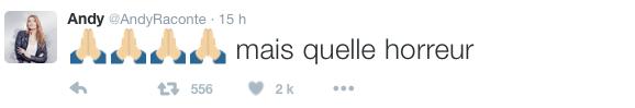 Photos : Attaque de Nice : Les premières réactions des personnalités