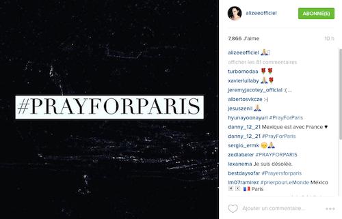 Photos : Attentats de Paris : Barack Obama, les Kardashian, Justin Bieber… Le monde pleure