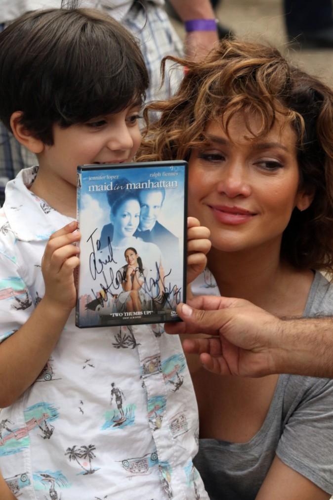 Jennifer Lopez le 20 août 2015