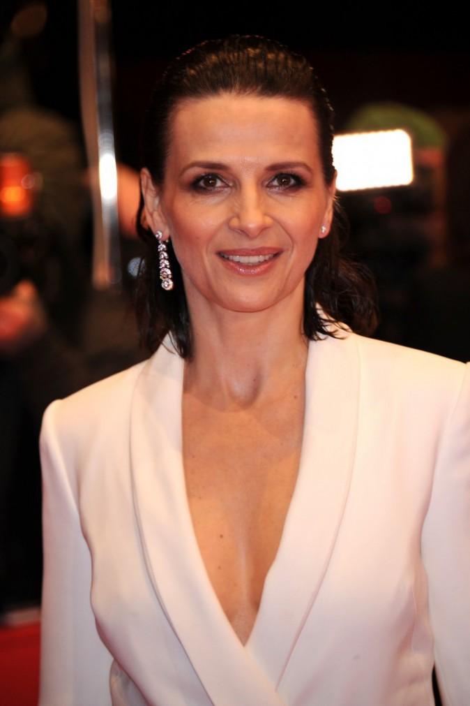 Photos : Audrey Tautou : captivante de beauté en ouverture de la Berlinale face à Juliette Binoche très décolletée !