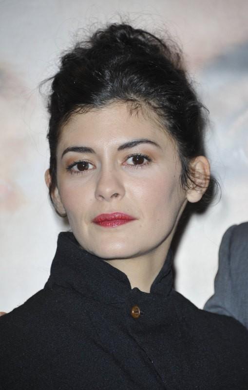 Audrey Tautou le 20 novembre 2012 à Paris