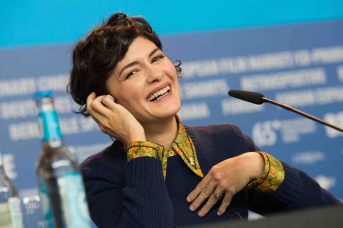 Audrey Tautou : juge tout en beauté à la Berlinale 2015 !