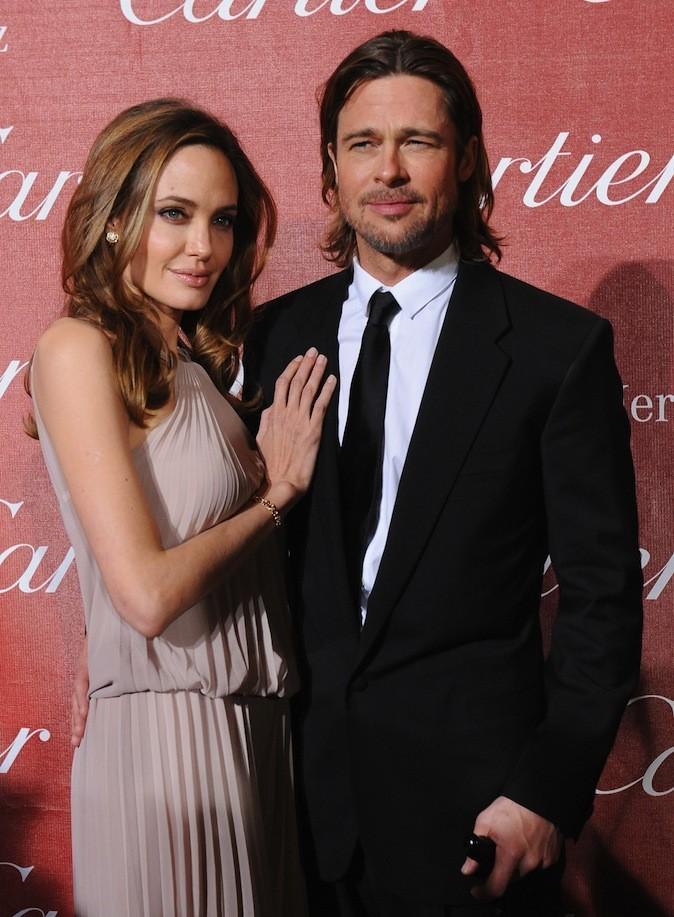 On ne veut pas mourir avant de voir le mariage d'Angelina Jolie et Brad Pitt !