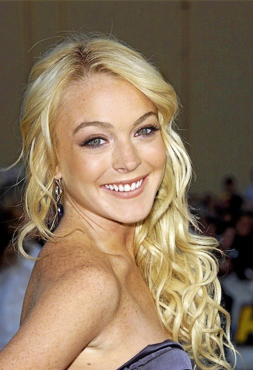 Lindsay Lohan : LOS ANGELES 07/05/05