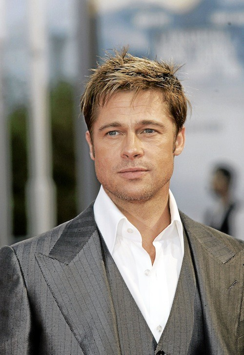 Brad Pitt : DEAUVILLE 20/09/07