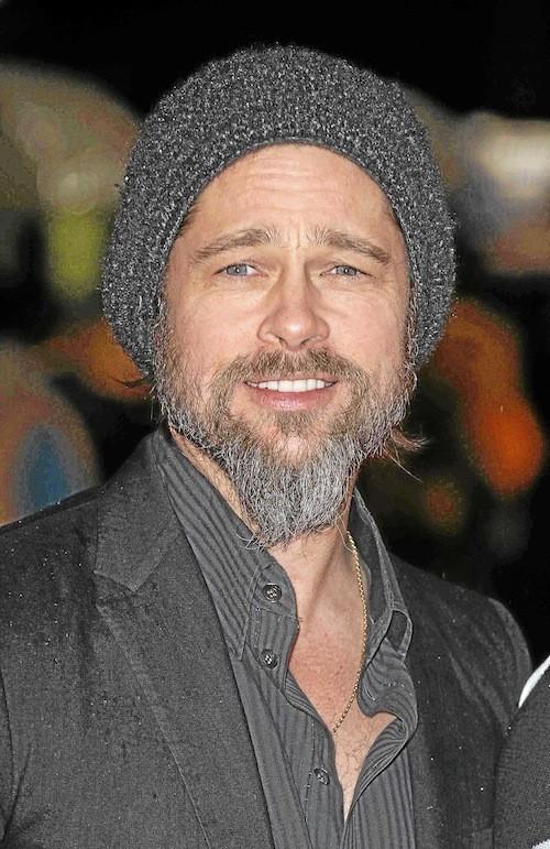 Brad Pitt : PARIS 03/10/04