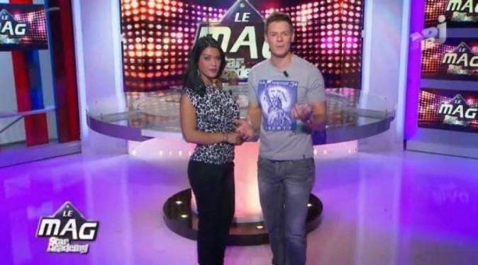 Ayem et Matthieu Delormeau pour Star Academy