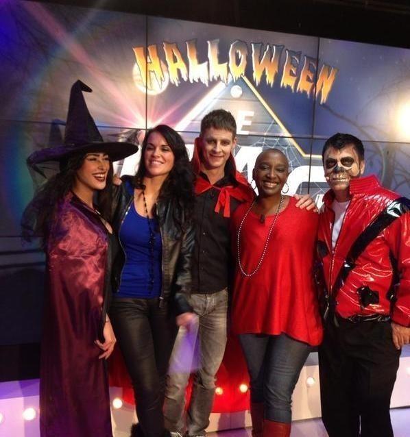 L'équipe du Mag' pour Halloween