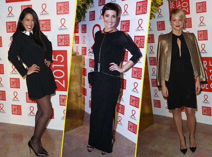 Ayem, Cristina Cordula, Virginie Efira... : les stars mobilis�es contre le sida !