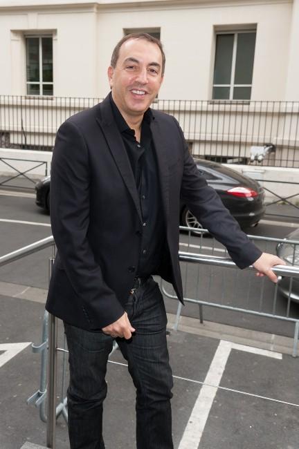 Jean-Marc Morandini lors de la conférence de presse NRJ 12, le 12 juillet 2012.