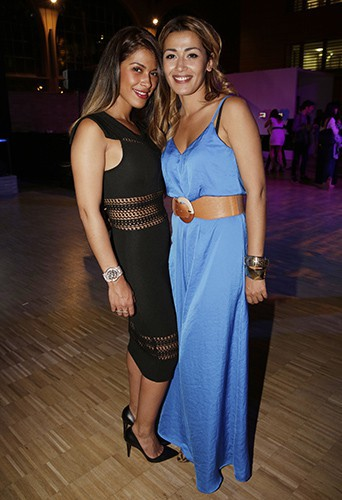 Ayem Nour et Karima Charni le 4 juin 2015