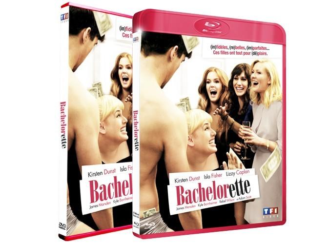 Bachelorette en DVD et BluRay