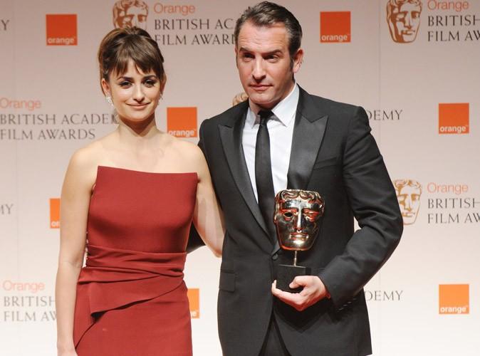 Photos bafta 2012 nouveau triomphe pour jean dujardin for Nouveau film dujardin