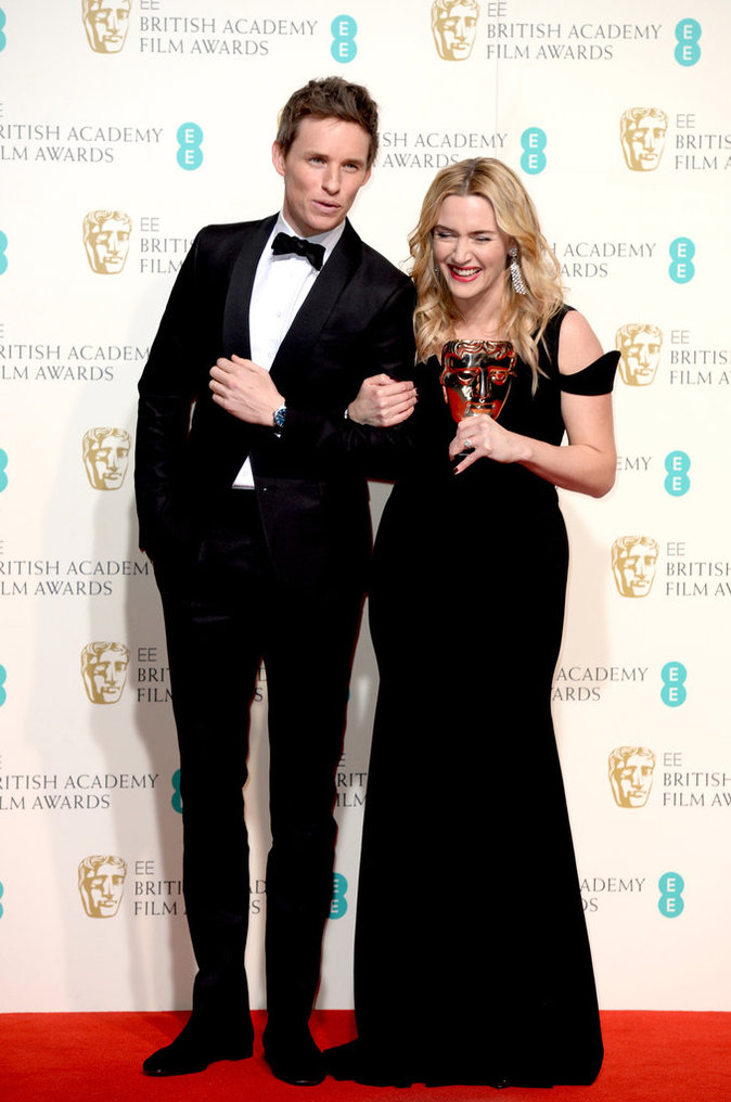 Photos : BAFTA 2016 : Kate Winslet complexée, Cate Blanchett sacrée !