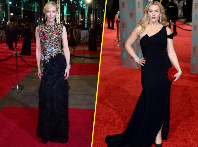 BAFTA 2016 : Cate Blanchett complex�e, Kate Winslet sacr�e !