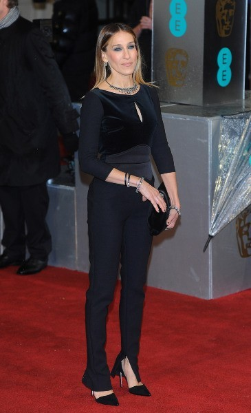 Sarah Jessica Parker le 10 février 2013 à Londres