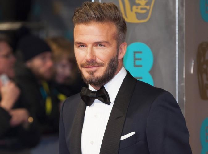 BAFTAs 2015 : David Beckham : l'élégance à l'anglaise par excellence !