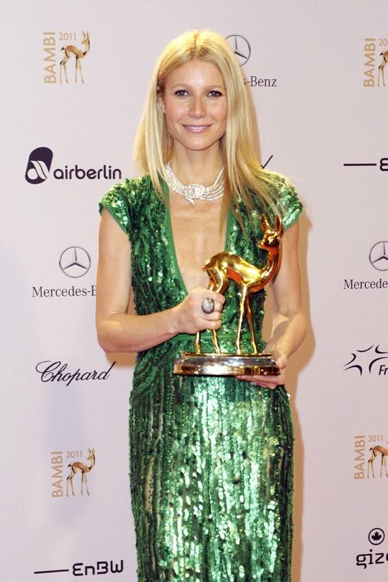 Oh le joli Bambi Award !