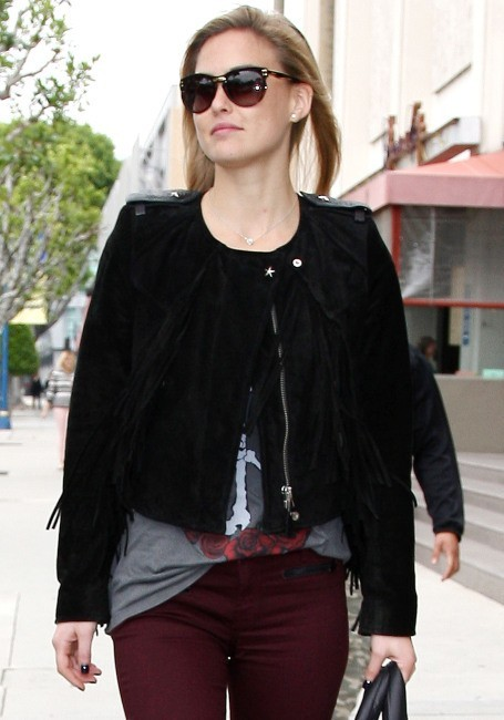 Bar Refaeli le 5 février 2013 à Los Angeles