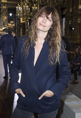Caroline de Maigret à Paris le 29 septembre 2014