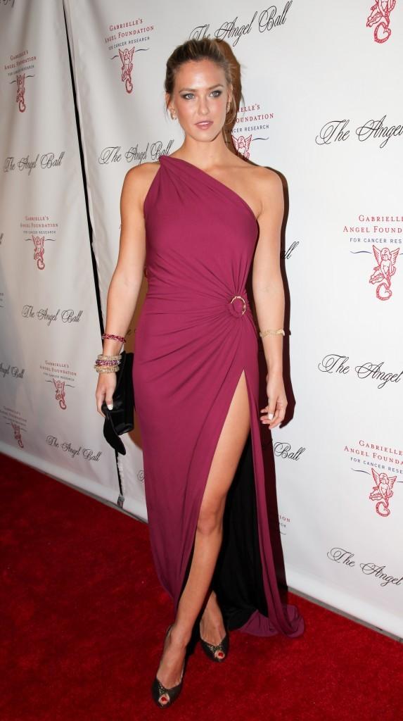 Bar Refaeli lors du gala Angel Ball 2012 à New York, le 22 octobre 2012.