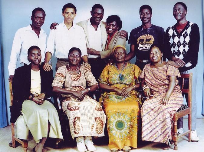 Obama est au Kenya, en 1987