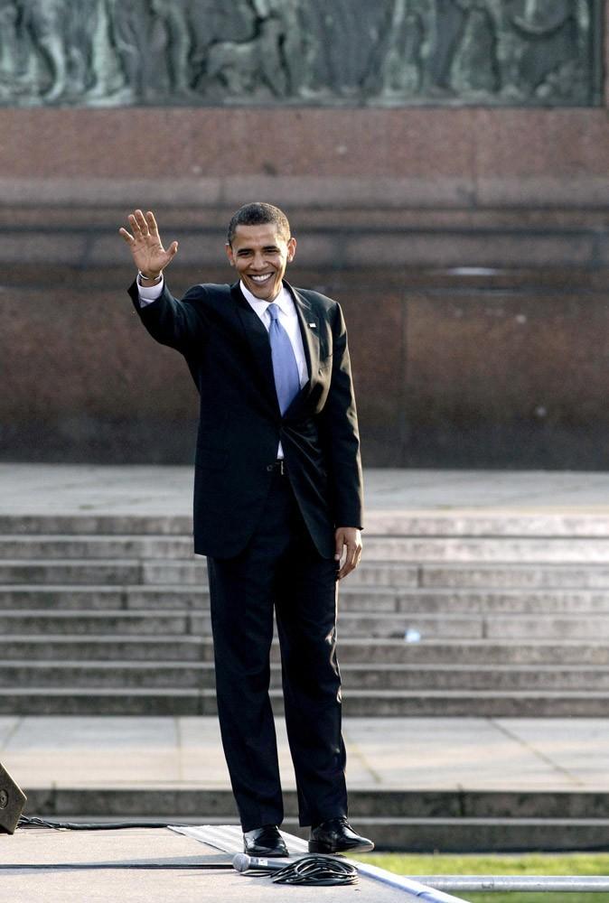 Salutations, Monsieur le Président !