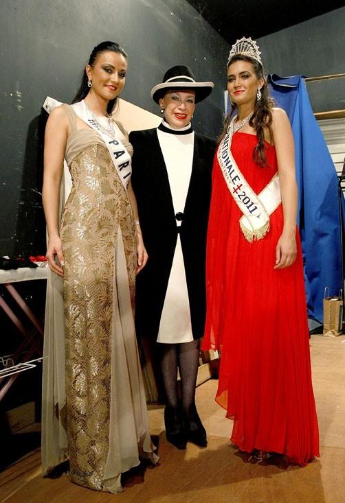 A l'élection de Miss Bretagne