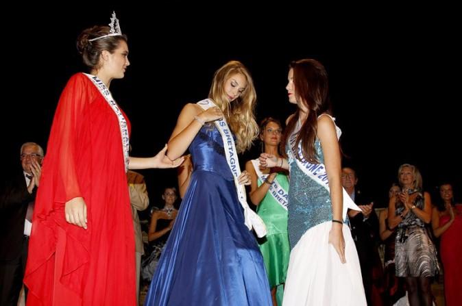Jessica Le Bleis élue Miss Bretagne !